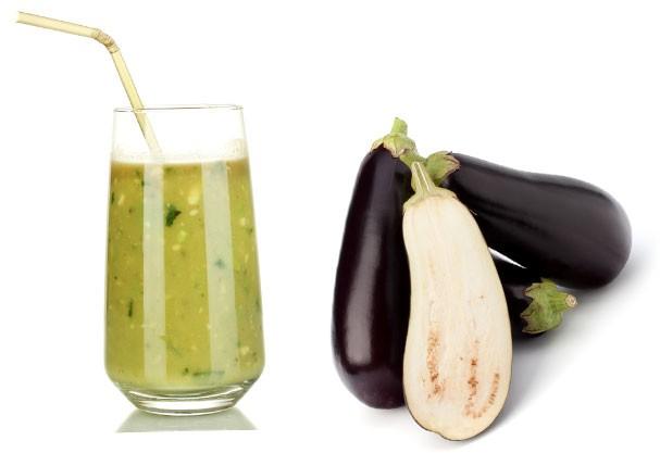 Suco de Água de Berinjela para Emagrecer e Perder Peso