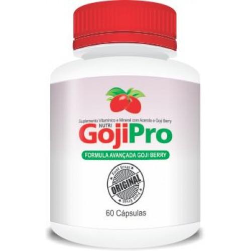goji pro concentrado nutrigold bula para que serve efeitos colaterais funciona mesmo depoimentos reclamacoes como tomar