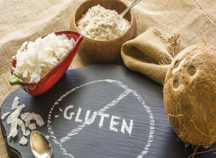 cardápio para celíacos arroz integral tem gluten-