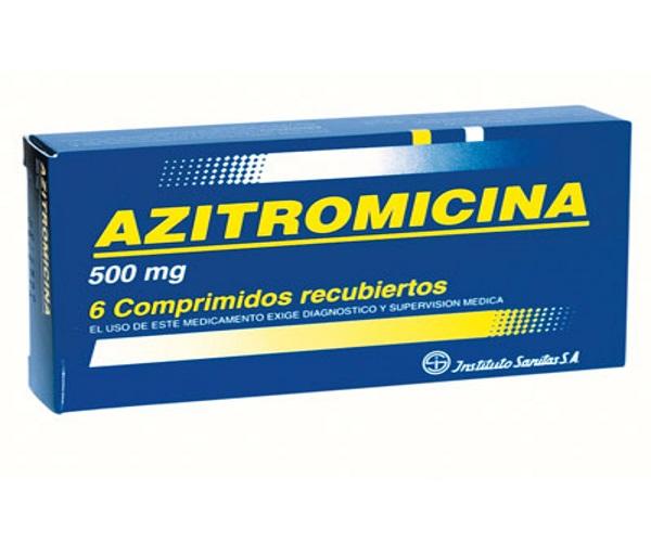 azitromicina funciona