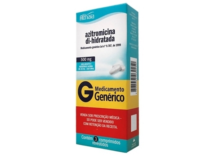 indicacoes e efeitos colaterais do antibiotico azitromicina 2