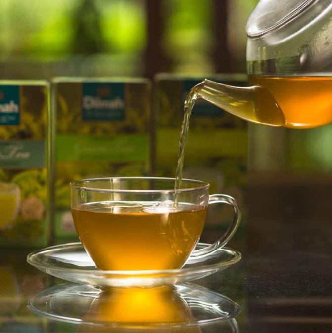 benefícios chá verde emagrecimento